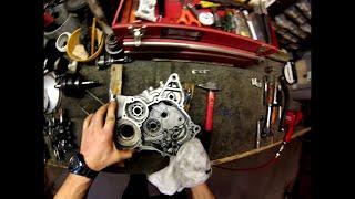 (Tuto) am6 demontage complet allumage,haut moteur et carter moteur #518 TUTO MECA