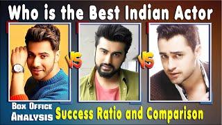Varun Dhawan Vs Arjun Kapoor Vs Imran Khan All Movies Box Office, Hit and Flop, Success Ratio.