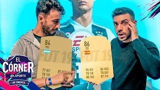 JUGADORES DE LA PREMIER REACCIONAN A SUS STATS | FIFA19 | EL CÓRNER
