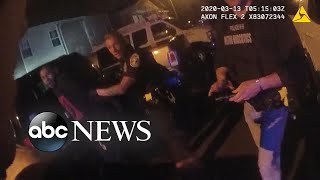 New Bodycam Footage Released In Breonna Taylor's Shooting