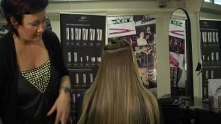 Дистанционен курс Фризьор. Техники за изправяне на коса. technique technologues