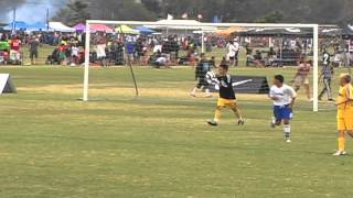 2012 San Diego Surf Cup: Colorado Storm 01 Copa vs. Pateadores Soccer Club: Highlights