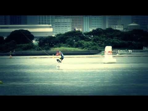 IWWF Cable Wakeboard World Cup Tokyo 2012