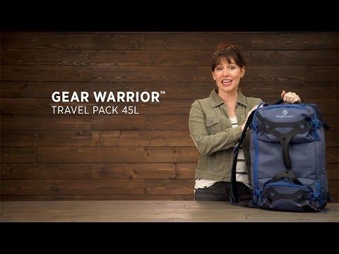 e24179fa36d9 Gear Warrior™ Travel Pack 45L