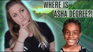 WHERE IS Asha Degree?! Mysterious Disappearance on Valentines Day- Unsolved