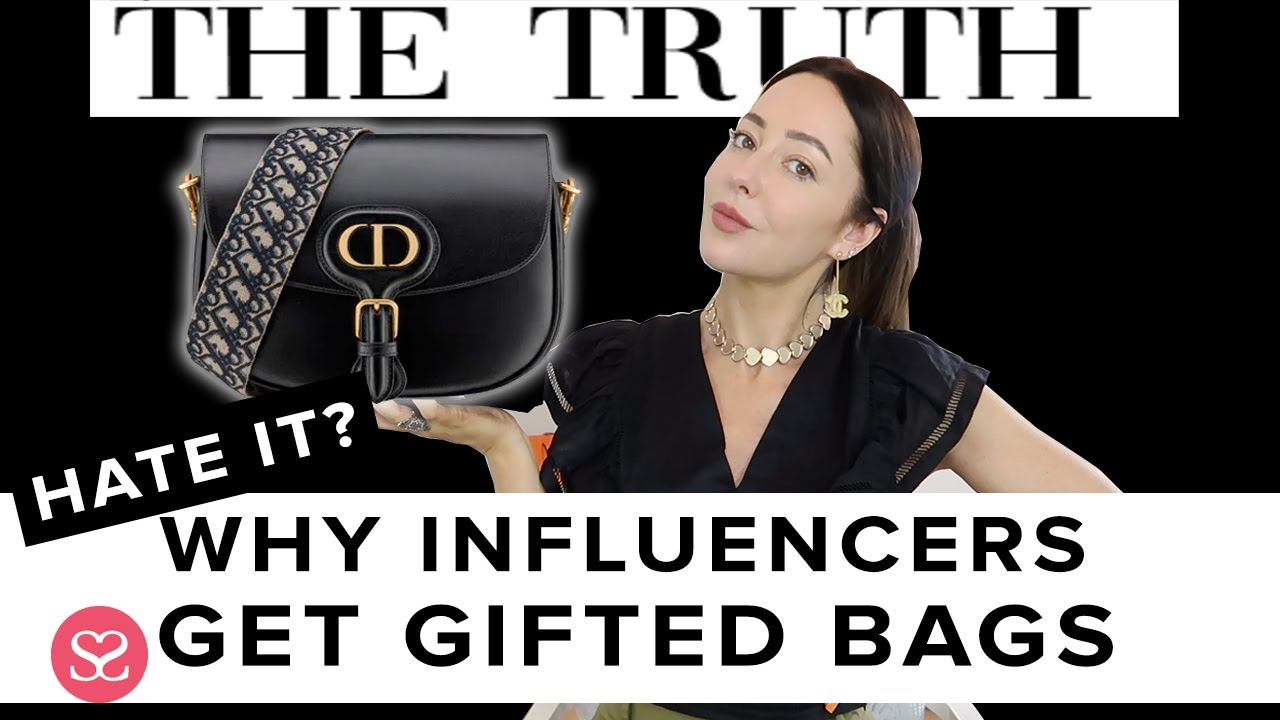 Why Luxury Brands Gift Bags to Influencers (it's really simple.) // MARKETEER REACTS