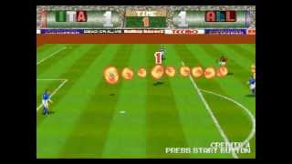 Tecmo World Cup '98 PC-MAME + Download PC