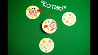 Dobble. Обзор от магазина Мир Настольных Игр(, 2014-08-06T20:35:18.000Z)