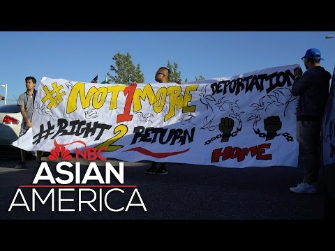 Deported: A Grassroots Movement (Part 1 of 5) | NBC Asian America