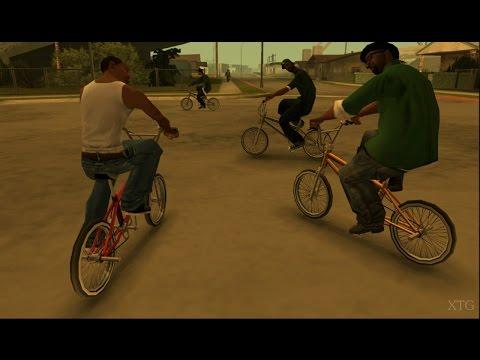 Grand Theft Auto: San Andreas PS2 Gameplay HD (PCSX2) thumbnail
