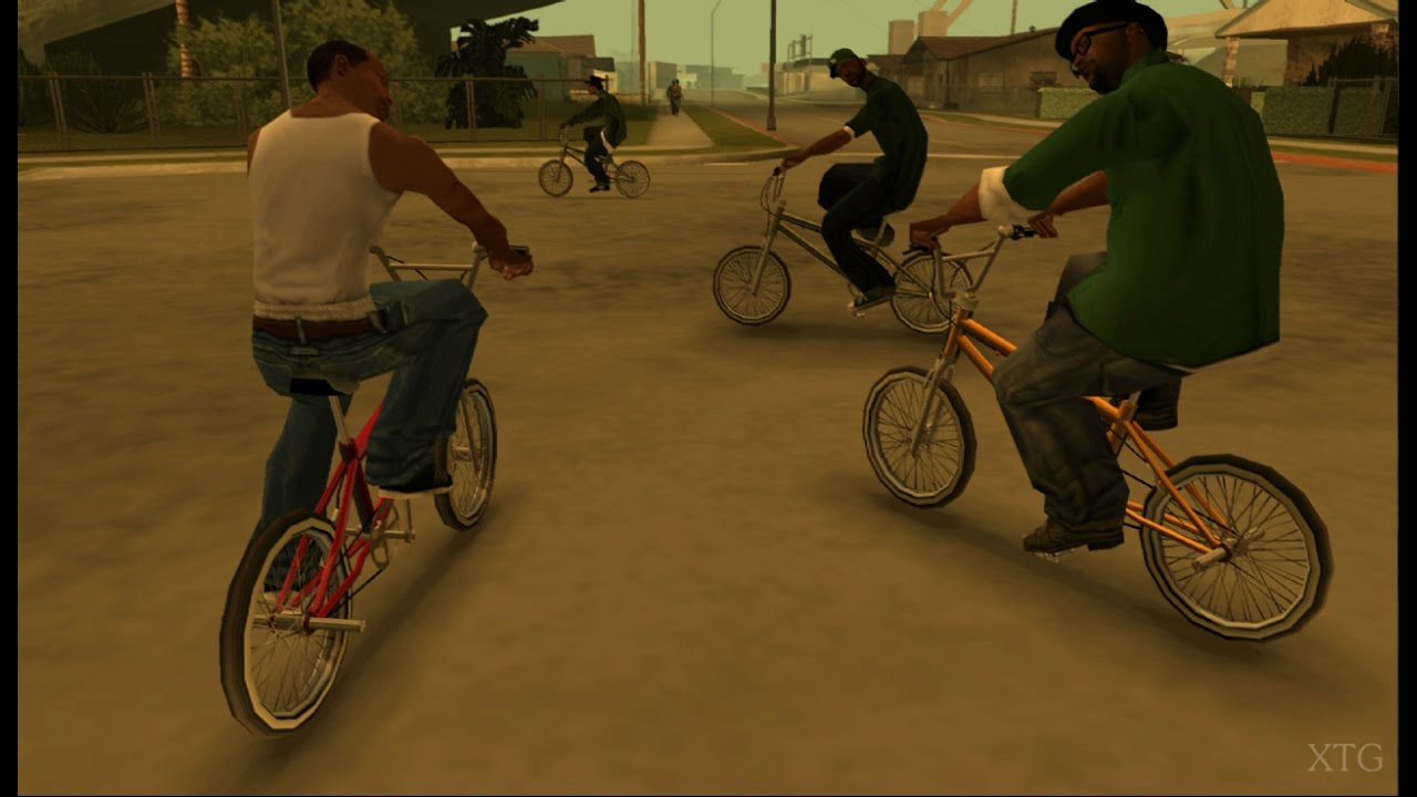 Grand Theft Auto: San Andreas PS2 Gameplay HD (PCSX2) - YouTube