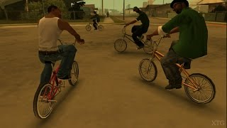 Grand Theft Auto: San Andreas PS2 Gameplay HD (PCSX2)
