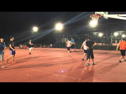 Basketball in Erbil