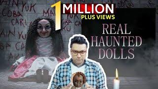 श्रापित भूतहा गुडिया  Real ghost stories in hindi Bhoot ki sacchi kahani video caught on camera