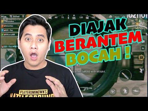 DIAJAKIN BERANTEM SAMA BOCAH ML GARA GARA INI - PUBG MOBILE INDONESIA