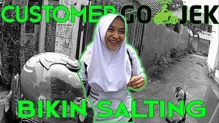 Download Pertama nge-GOJEK Penumpang nya cantikkk !!! Gojek-VLOG #1 Customer yang bikin salting Mp3 and Videos