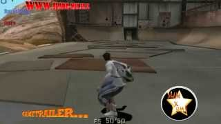 GAMESTRAILERS: TONY HAKS PRO SKATER   'MARY""