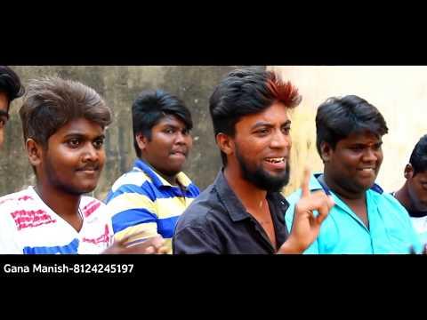 Chennai Gana |GANA MANISH IN AMBEDKAR -SONG FULL (HD) VIDEO  2018