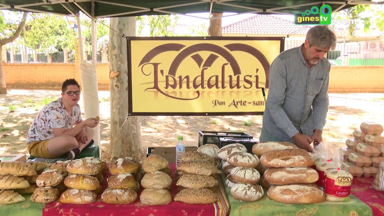 El Mercado Agroecológico del Aljarafe se traslada este sábado al Parque de la Barriada de Santa Rosa