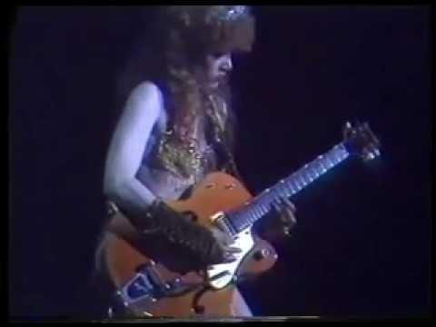 The Cramps - Live,Bourges, France. 1st April 1986.