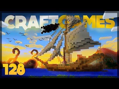 O BARCO PIRATA! - Craft Games 128