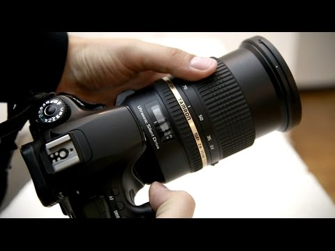 Tamron 24-70mm f/2.8 VC USD lens review with samples (APS-C and full ...