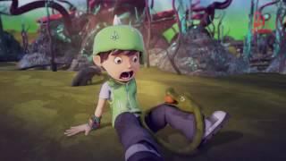 BoBoiBoy Galaxy Episode 09 - ULAR!!!
