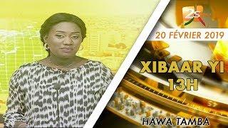 XIBAAR YI 13H DU 20 FÉVRIER 2019 AVEC HAWA TAMBA