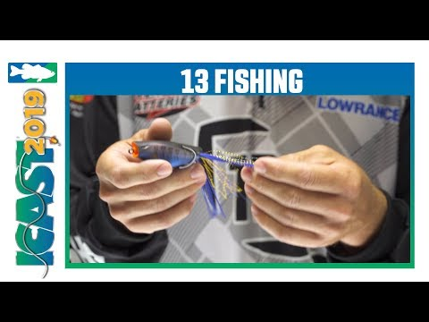 13 Fishing Trash Panda Frogs With Jessie Mizell | ICast 2019