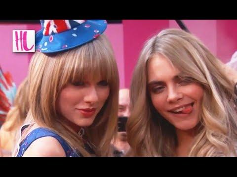 Taylor Swift Victoria's Secret Fashion Show 2013 Performance