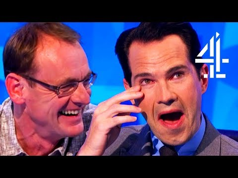Jimmy's Literally In Tears! | Sean Lock's Best 8 Out Of 10 Cats Does Countdown Bits | Part 1