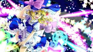 Repeat youtube video Mystical Chain - Marisa's Theme: 不和闘争 -恋心-