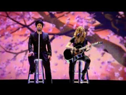 Pradise (Not for me) Madonna & Yitzhak Sinwani