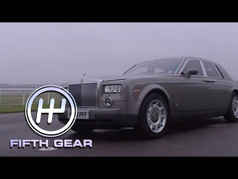 Rolls-Royce Phantom Review | Fifth Gear Classic Reviews