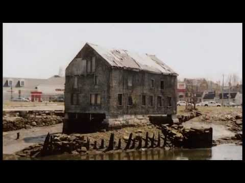 Quincy's Souther Tide Mill's pictorial history