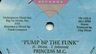 Princess M.C - Pump Up The Funk