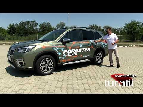 Subaru Forester 2.0l Hybrid e-Boxer CVT AWD video 1 of 5