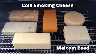 Smoked Cheese | How To Cold Smoke Cheese Malcom Reed HowToBBQRight