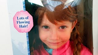 Alena pretended to be a doll and played mom - story for kids by Chiko TV