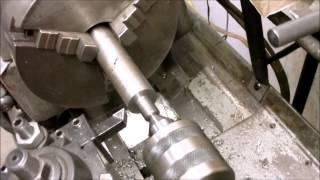 Making A Drill Chuck Arbor
