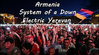 System of a Down Electric Yerevan