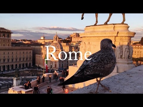 Trip to Rome and Vatican City 2017