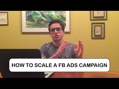 How To Scale A Facebook Ads Campaign (Without Compromising ROI) | AskEstebanGomez #2