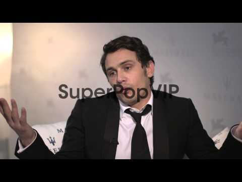 INTERVIEW - James Franco on writing the book. at 'Palo Al...