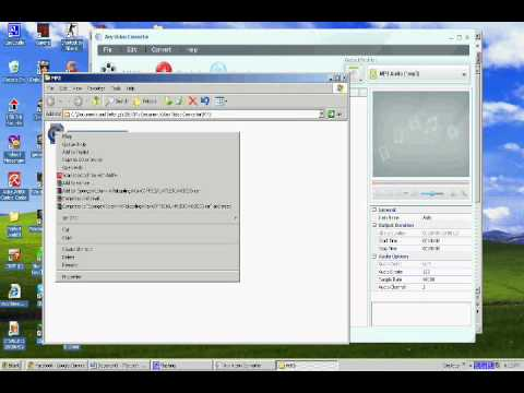 HOW TO CONVERT YOUTUBE Video TO MP3 ,3gp,and Mp4 Video File