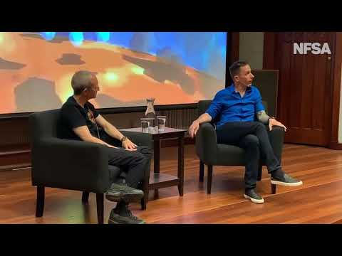 Mick Gordon At NFSA's Game Masters: Composing Music For Video Games
