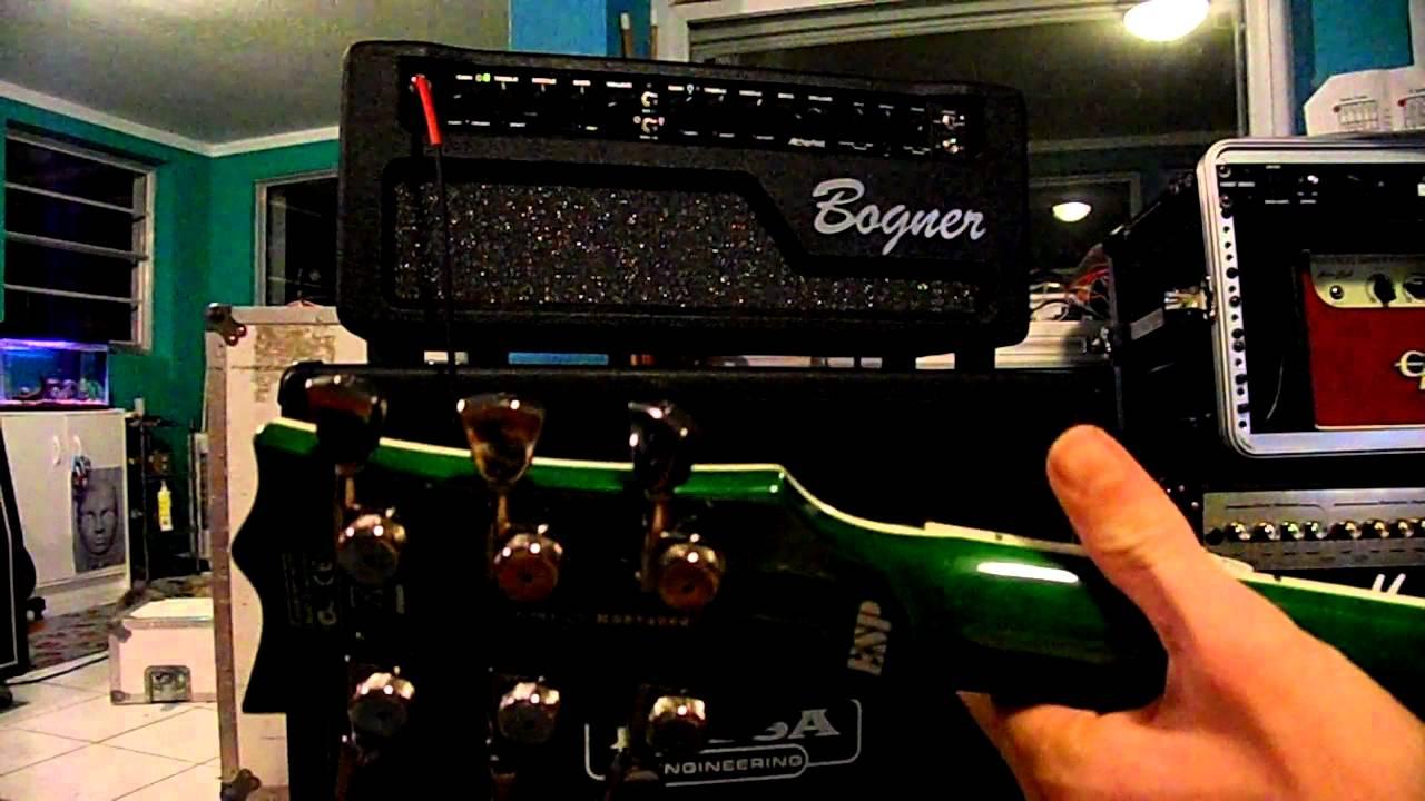 Bogner Alchemist-Head***(Review,Talk,& DEMO,) Cleans,Rock,METAL ...