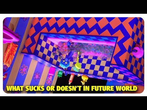 What Sucks or Doesn't Suck in Future World | Best and Worst | 04/11/18