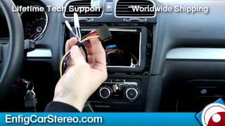 How-To-Radio-Installation  VW Golf 2010