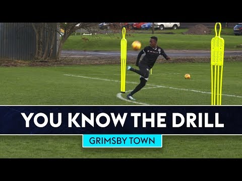 INCREDIBLE Flick-Up and Volley! | Grimsby Town | You Know The Drill